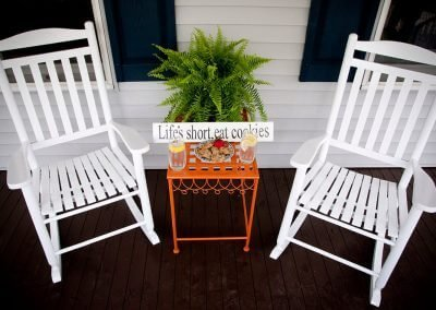 Jersey Shore B&B Front Porch