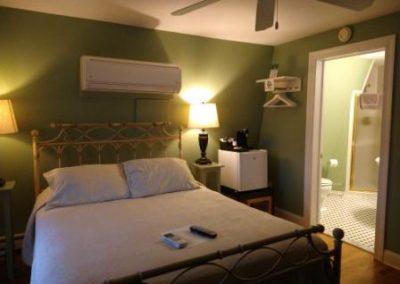 Belmar New Jersey Hotel Queen Bed