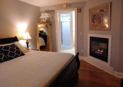 Jersey Shore Hotel B&B Fireplace