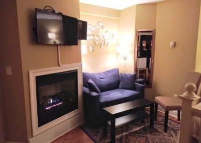 Fireplace Belmar NJ Hotel
