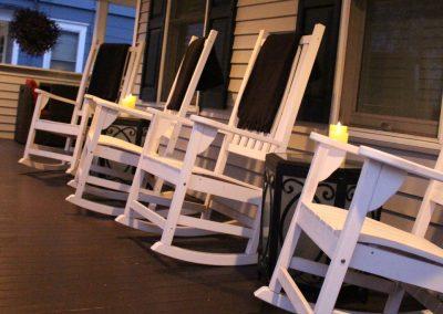 Belmar Beach Front Porch Rockers